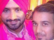 Harbhajan Singh & Siddarth Kaul