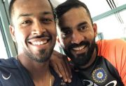 Hardik Pandya and Dinesh Karthik