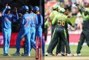 India and Pakistan ODI team