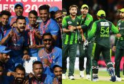 India and Pakistan T20 team