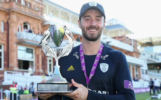 Kent v Hampshire: Royal London One-Day Cup Final