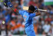 KL Rahul of India
