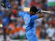 KL Rahul of India