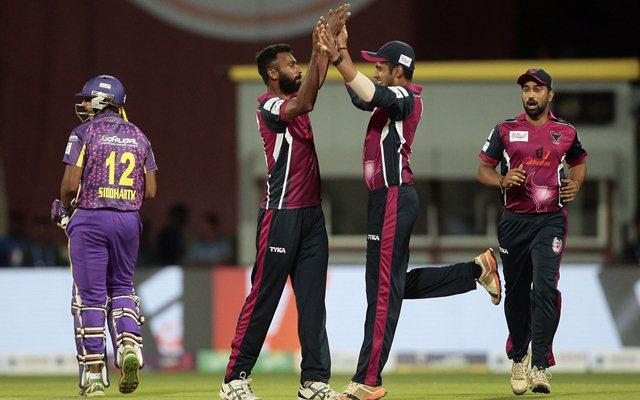 Karaikudi Kaalai vs VB Kanchi Veerans