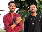 Krunal Pandya and Hardik Pandya