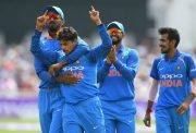 Kuldeep Yadav, India, ODIs