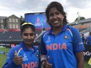 Mithali Raj & Jhulan Goswami