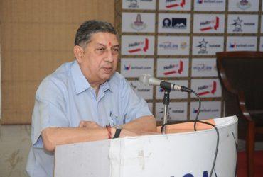 N Srinivasan