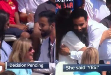 Proposal at Lord's