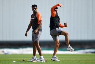 Ravichandran Ashwin and Kuldeep Yadav