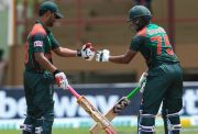 Shakib Al Hasan and Tamim Iqbal