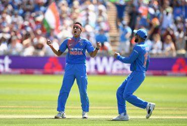 Siddarth Kaul T20I cricket
