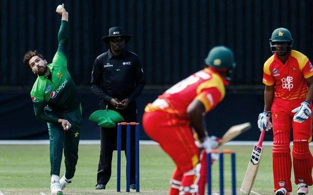 Zimbabwe v Pakistan