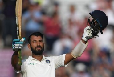 Cheteshwar Pujara hundred