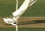 Jasprit Bumrah's no-ball