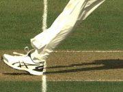 Jasprit Bumrah's no-ball
