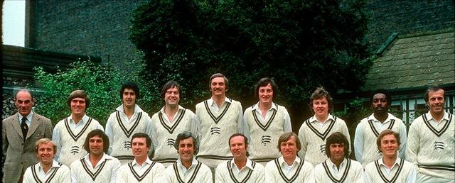 Middlesex team