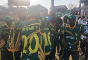 Nigeria's U19 Cricket Team