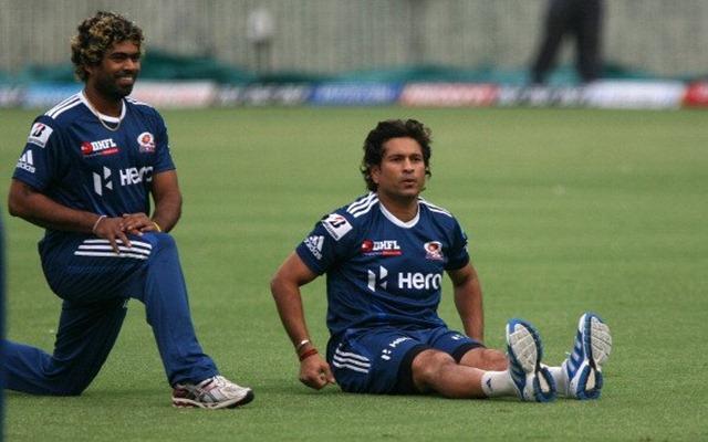 Sachin Tendulkar Lasith Malinga