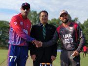UAE vs Nepal