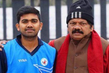 Aditya Verma and his son