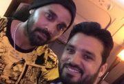 Azhar Ali and Murali Vijay