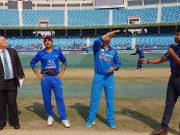 MS Dhoni is back as captain
