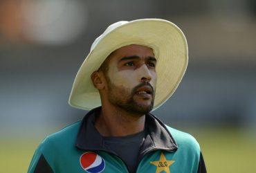Mohammad Amir of Pakistan