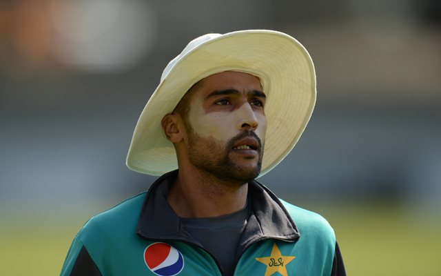 Mohammad Amir of Pakistan