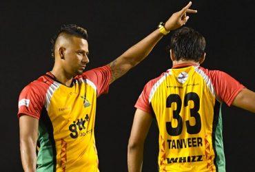 Rayad Emrit and Sohail Tanvi