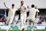 Stuart Broad of England