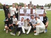 The Surrey squad