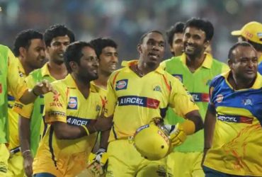 Dwayne Bravo Chennai Super Kings vs Kolkata Knight Riders, 2012