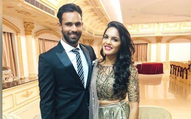 Hanuma Vihari and Preetiraj Yeruva