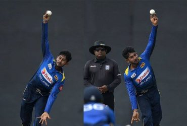 Kamindu Mendis - The new ambidextrous bowler