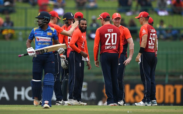 Sri Lanka vs England