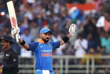 Virat Kohli hundred, Cricket in 2018