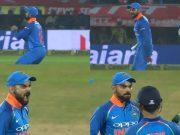Virat Kohli's aggression
