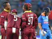 Windies v India