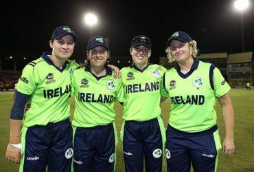 Clare Shillington, Isobel Joyce, Cecelia Joyce and Ciara Metcalfe