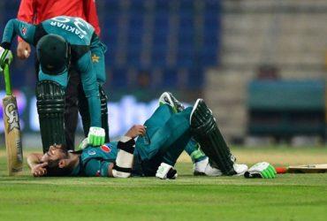 Imam-ul-Haq injury