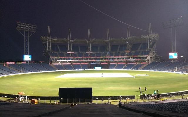 MCA stadium