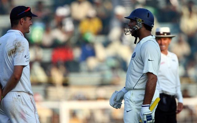 Yuvraj Singh and Kevin Pietersen