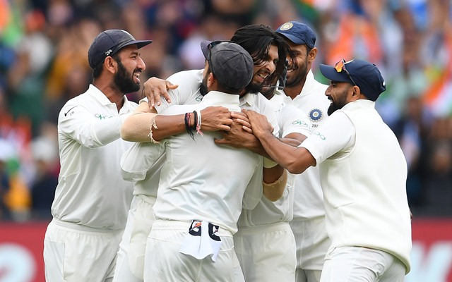 Indian team, New Year Resolution 2019