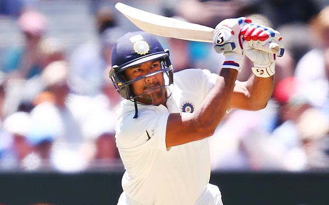 Mayank Agarwal of India