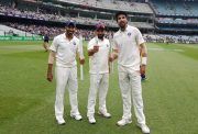 Mohammed Shami, Ishant Sharma and Jasprit Bumrah