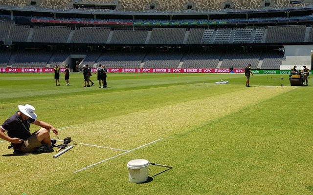Perth pitch
