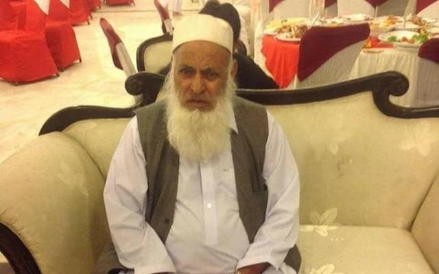 Rashid Khan's father
