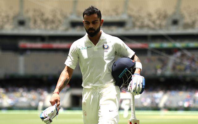 Virat Kohli of India