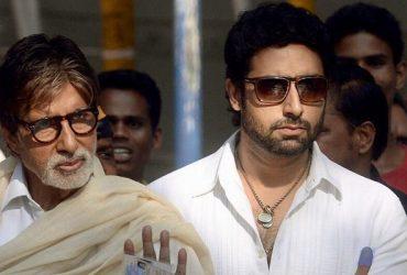 Amitabh & Abhishek